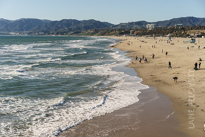 Santa Monica Beach North