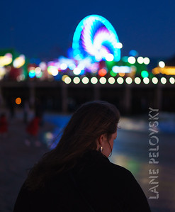 Bokeh at Santa Monica