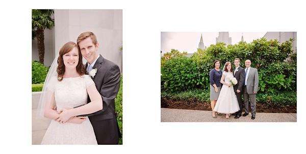 Megan & Collin Wedding Album