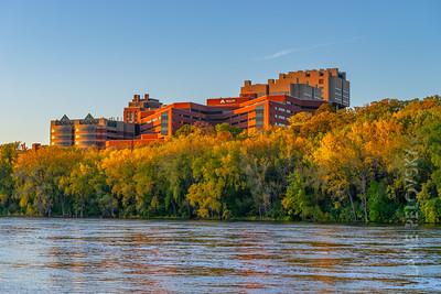 University of Minnesota on the Mississippi.