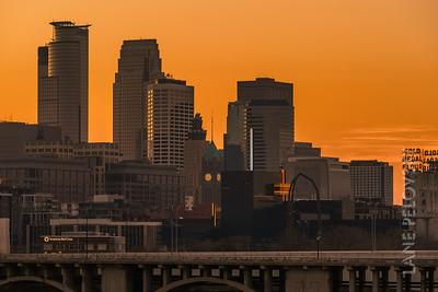 Minneapolis - Golden City