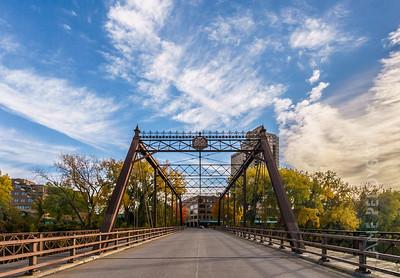 Merriam Street Bridge