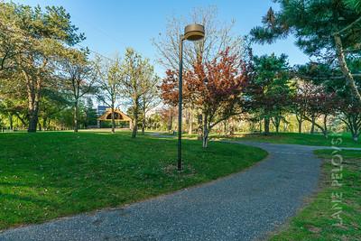 Main Street Park - Spring