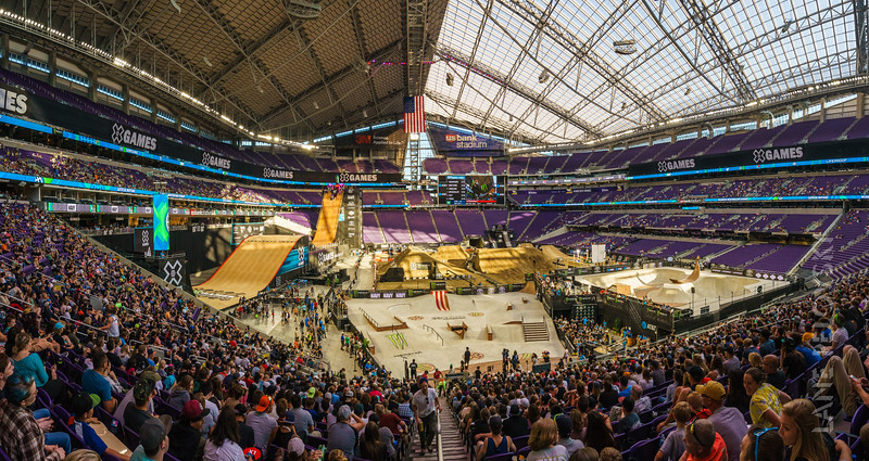 X Games Minneapolis - Skating
