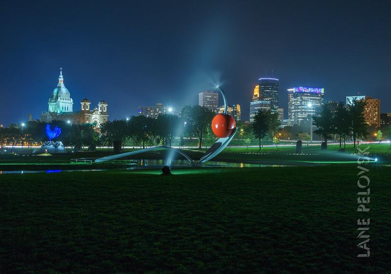 Sculpture Garden - New Art