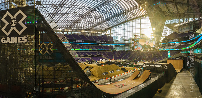 X Games Minneapolis - Big Air East