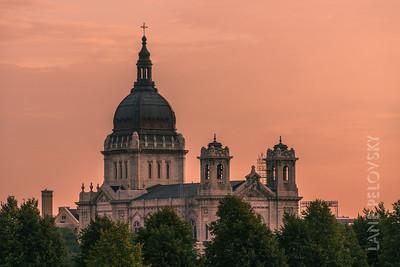 Basilica Morning