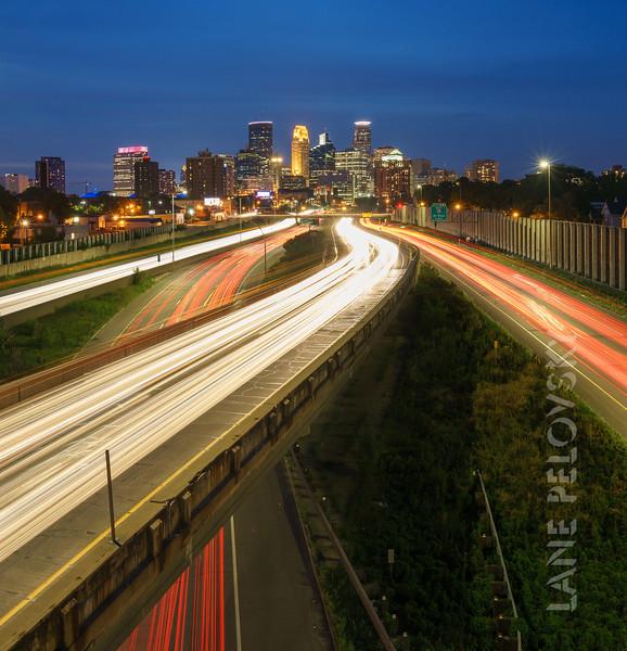 Iconic Minneapolis - Under
