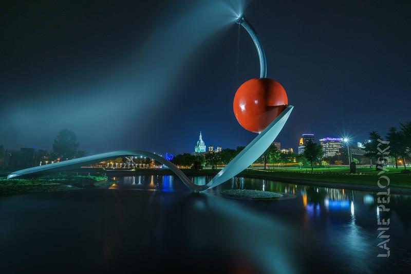 Sculpture Garden - Spoon City