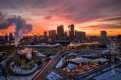 Minneapolis Fireball