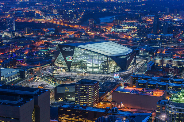 Minneapolis - US Bank Stadium