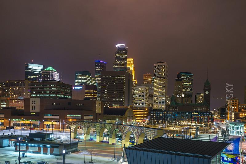 Minneapolis - East Town