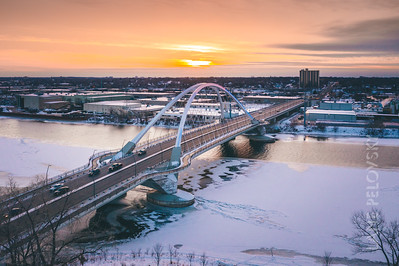 Lowry Ave Bridge - West