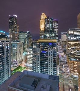 Minneapolis and Nicollet Mall
