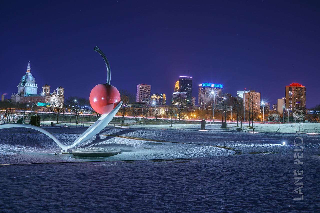 Walker and Sculpture Garden