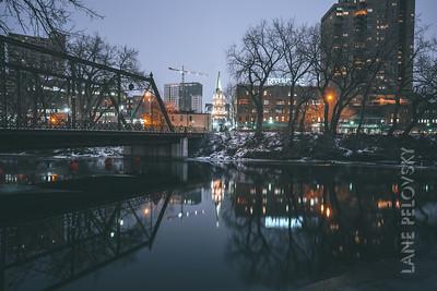 St. Anthony Main Winter
