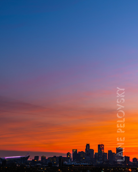 Minneapolis Ablaze