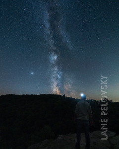 Bluff Milky Way