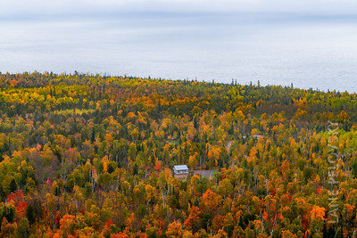 Oberg Views in the Fall