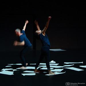 Morphoses - MeS Nicholas Pettit et Corinne Rochet - Cie Utilité Publique - Arsenic - Lausanne - 18 novembre 2015