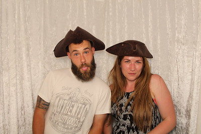 Photo booth hire at Lyde Court