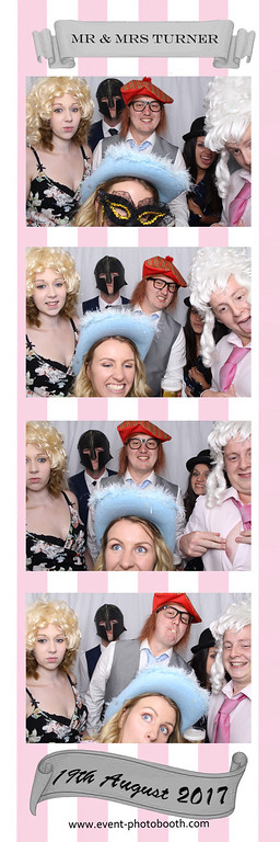For Free Individual HD photos from Mr & Mrs Turner's Wedding at Lads Club, Hereford.  please download from:  www.event-photobooth.com