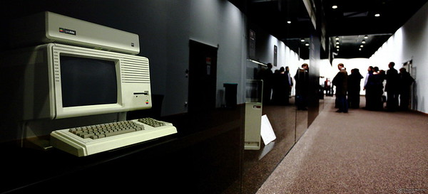 Inauguration du Musée Bolo - EPFL - Lausanne - 9 novembre 2011