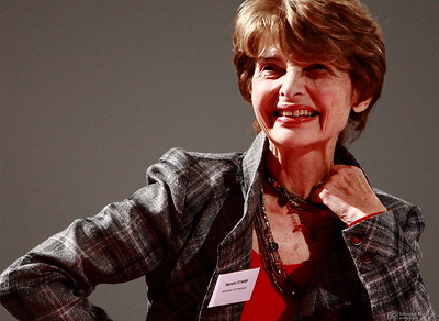 Marielle Stamm - Inauguration du Musée Bolo - EPFL - Lausanne - 9 novembre 2011