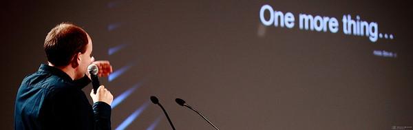 Yves Bolognini - Inauguration du Musée Bolo - EPFL - Lausanne - 9 novembre 2011