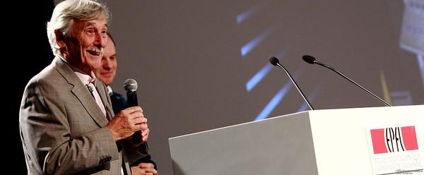 Peter Toth - Inauguration du Musée Bolo - EPFL - Lausanne - 9 novembre 2011