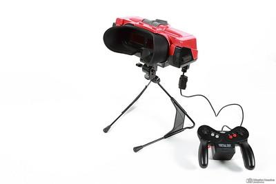 Virtual Boy de Nintendo - Disparition Programmée, le livre - Musée Bolo - EPFL - 9 février 2013