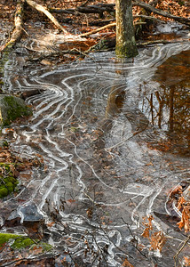Icy Contours