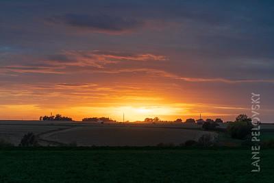 Cass Country Sunset