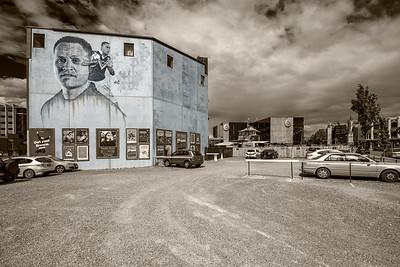 David Kidwell Mural