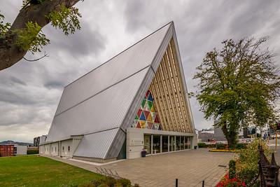 Christchurch Transitional Cathedra