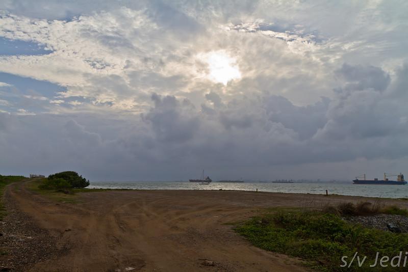 Bahia Limon, Colon