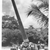 US Army document World War I Fortifications of the Panama Canal - l6-Inch Barbette Carriage Rifle -- 1939