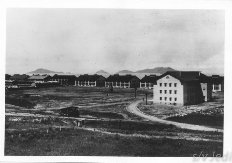 US Army document World War I Fortifications of the Panama Canal - Fort Amador -- 1915