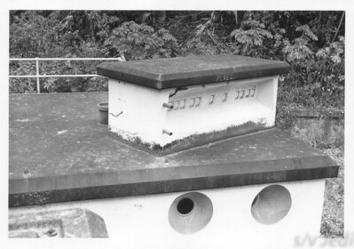 US Army document World War I Fortifications of the Panama Canal - Battery HOWARD, Range Indicator