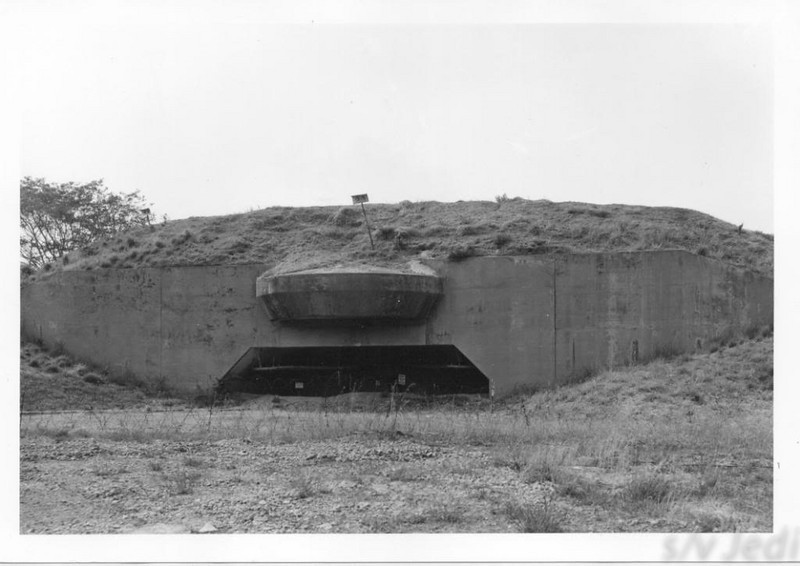 US Army document World War I Fortifications of the Panama Canal - No. 2 Casemate, Battery MURRAY