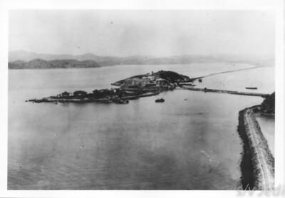 US Army document World War I Fortifications of the Panama Canal - Culebra Island -- 1913