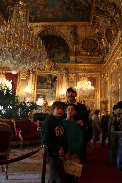 In Napoleon III's appt.