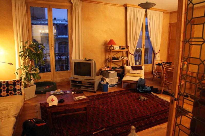 Nice, large, living area