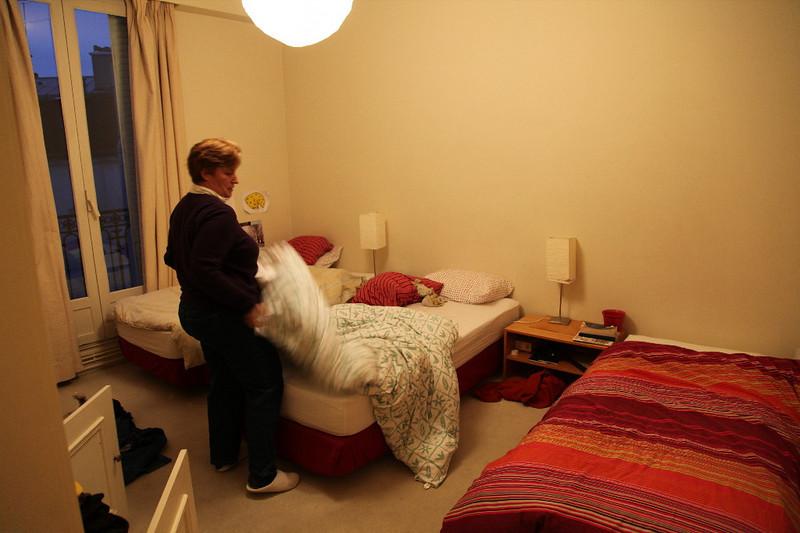 Big bedroom for all three kids