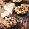 AOP Saint-Nectaire : Mini crumble de patates douces au Saint-Nectaire Laitier et noix de pécan