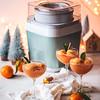 Cuisinart France - Cocktail mimosa au sherbet de clémentine Corse