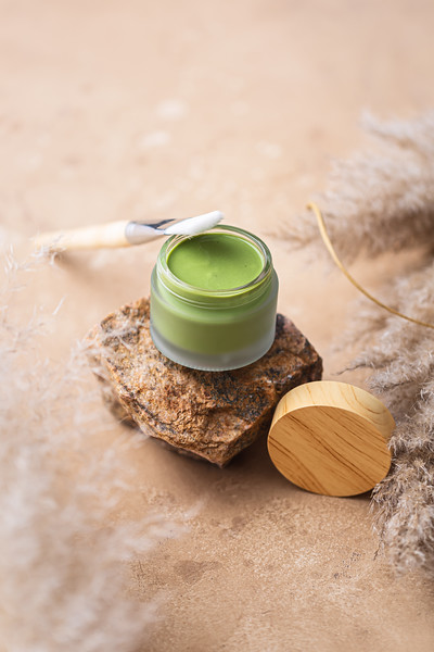 Kumiko Matcha - Masque au thé Matcha Bio