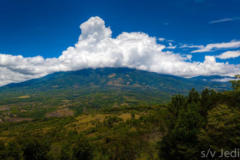 Volcán Barú - Volcán Barú is the highest mountain of Panama at 3,474 meters.