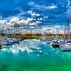 Shelter Bay Marina HDR