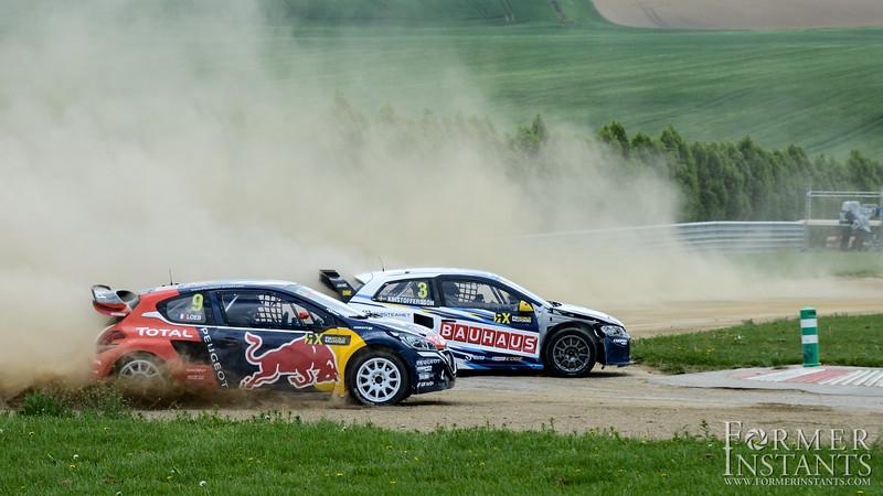 Loeb vs Kristoffersson